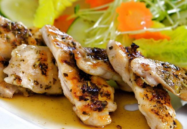 recipe,Gourmet-Chicken